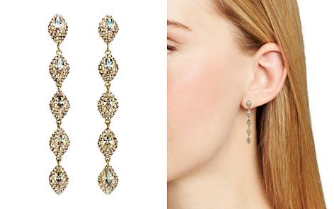 Atelier Swarovski Moselle Drop Earrings - Bloomingdale's_2