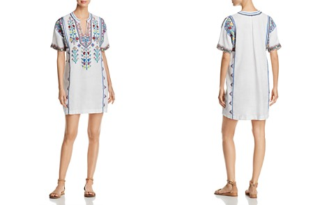 Johnny Was Clover Embroidered Tunic Dress - Bloomingdale's_2