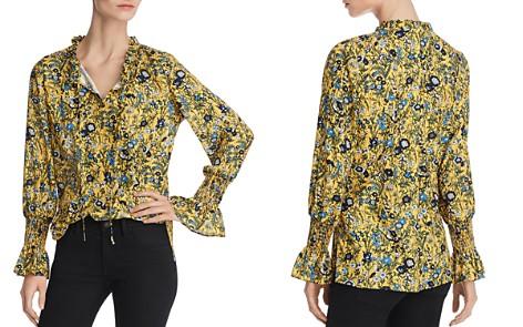 Le Gali Alexia Floral-Print Blouse - 100% Exclusive - Bloomingdale's_2