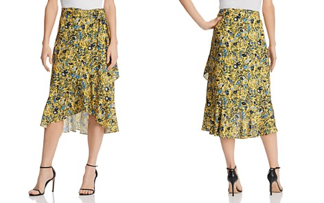 Le Gali Ella Printed Midi Skirt - 100% Exclusive - Bloomingdale's_2