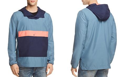 Herschel Supply Co. Color-Blocked Hooded Anorak Jacket - Bloomingdale's_2