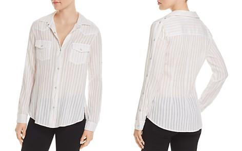Bailey 44 Stampede Snap-Sleeve Shirt - Bloomingdale's_2