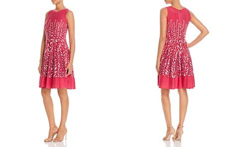 NIC+ZOE Tango Twirl Leaf-Print Dress - Bloomingdale's_2
