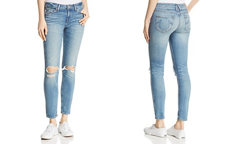 True Religion Halle Caballo Super Skinny Jeans in Worn Wicked - Bloomingdale's_2