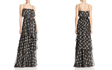 Jill Jill Stuart Tiered Floral Gown - Bloomingdale's_2