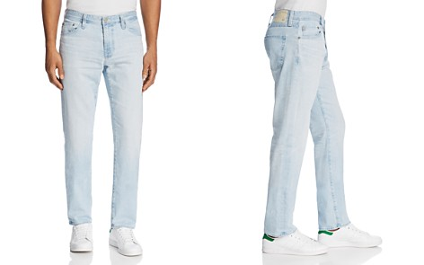 AG Graduate Slim Straight Fit Jeans in 27 Years Bayside - Bloomingdale's_2