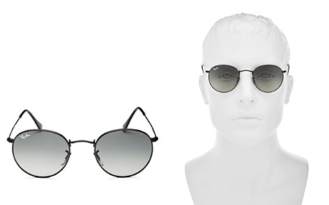 Ray-Ban Unisex Lennon Round Sunglasses, 50mm - Bloomingdale's_2