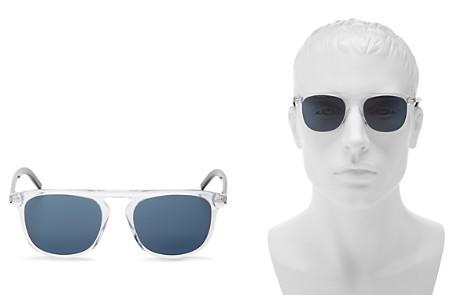 Dior Homme Men's Black Tie Square Sunglasses, 51mm - Bloomingdale's_2