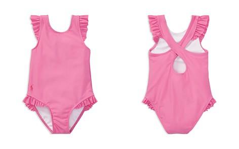Ralph Lauren Girls' Ruffled Swimsuit - Baby - Bloomingdale's_2