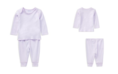 Ralph Lauren Girls' Cotton Tee & Leggings Set - Baby - Bloomingdale's_2