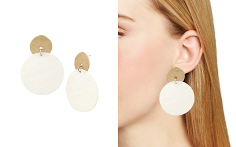 Robert Lee Morris Soho Double Disc Drop Earrings - Bloomingdale's_2