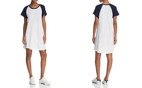 ATM Anthony Thomas Melillo Raglan T-Shirt Dress - Bloomingdale's_2