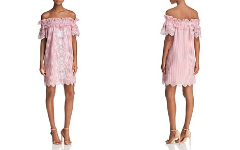 Parker Cable Off-the-Shoulder Dress - Bloomingdale's_2