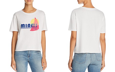 Michelle by Comune Miami Graphic Tee - 100% Exclusive - Bloomingdale's_2