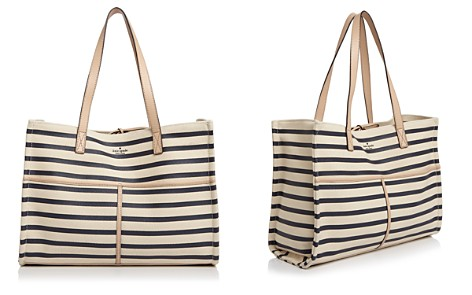 kate spade new york Washington Square Mega Sam Canvas Tote - Bloomingdale's_2