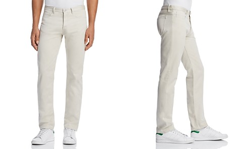 A.P.C. Petit Standard Straight Fit Jeans in Off-White - Bloomingdale's_2
