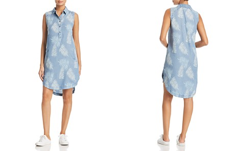 Billy T Tropical Henley Dress - Bloomingdale's_2