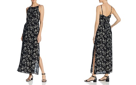 AQUA Floral Print Maxi Dress - 100% Exclusive - Bloomingdale's_2