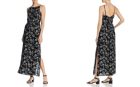 AQUA Floral Print Maxi Dress - 100% Exclusive - Bloomingdale's_2