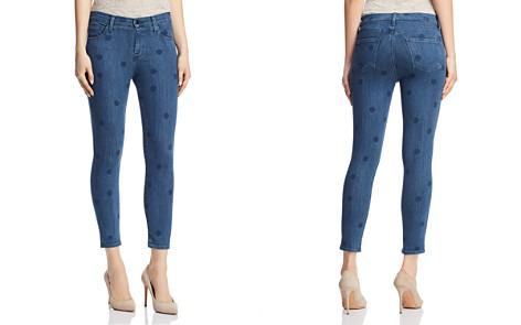 J Brand 835 Mid Rise Capri Skinny Jeans in Aerial - Bloomingdale's_2
