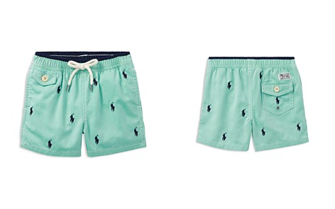 Ralph Lauren Boys' Embroidered Swim Trunks - Baby - Bloomingdale's_2