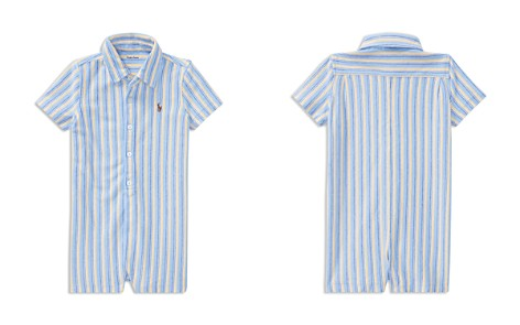Ralph Lauren Boys' Striped Shortall - Baby - Bloomingdale's_2
