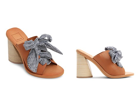 Dolce Vita Amber Leather Slide Sandals - Bloomingdale's_2