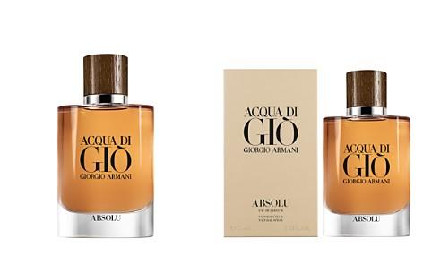 Giorgio Armani Acqua di Giò Absolu Eau De Parfum 2.5 oz. - Bloomingdale's_2