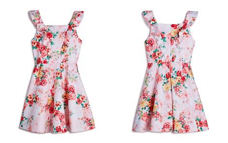 Pippa & Julie Girls' Floral Ruffle Dress - Big Kid - Bloomingdale's_2