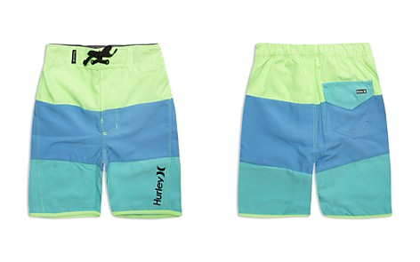 Hurley Boys' Triple Threat Color Block Board Shorts - Little Kid - Bloomingdale's_2