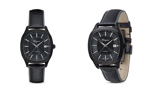 Salvatore Ferragamo Time Watch, 41mm - Bloomingdale's_2