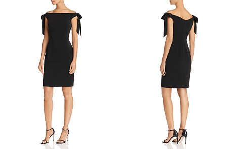 Adelyn Rae Yuki Off-the-Shoulder Sheath Dress - Bloomingdale's_2