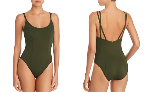 Amoressa Color My World Diana One Piece Swimsuit - Bloomingdale's_2