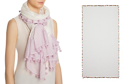 Citrus Oblong Ombré Scarf - 100% Exclusive - Bloomingdale's_2