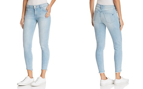 DL1961 Coco Curvy Ankle Skinny Jeans in Kelso - Bloomingdale's_2
