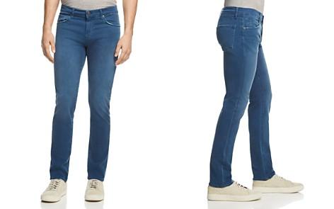 J Brand Tyler Thrashed Slim Fit Jeans in Beat Mizun - Bloomingdale's_2
