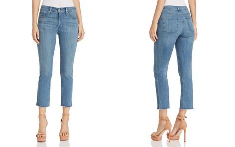 NYDJ Sheri Slim Frayed Ankle Jeans in Maxwell - Bloomingdale's_2