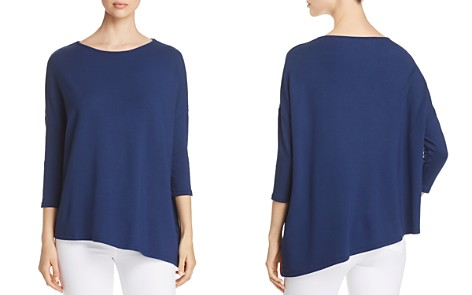Majestic Filatures Relaxed Asymmetric Tee - Bloomingdale's_2