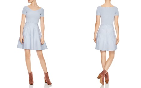 Sandro Meissa Fit-and-Flare Dress - Bloomingdale's_2