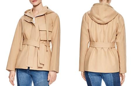 Sandro Fanfan Belted Jacket - Bloomingdale's_2