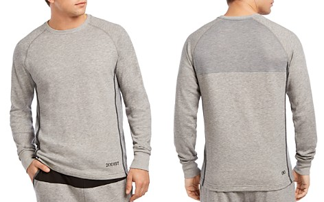 2(X)IST Mesh Lounge Crewneck Sweatshirt - Bloomingdale's_2