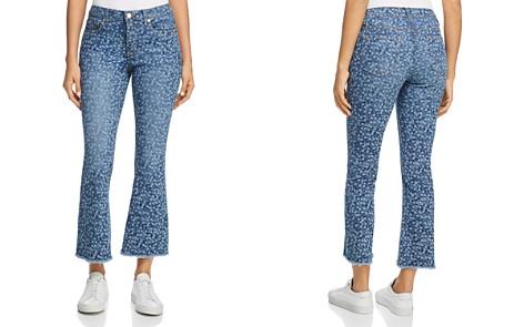 MICHAEL Michael Kors Printed Jeans in True Navy/Light Chambray - Bloomingdale's_2