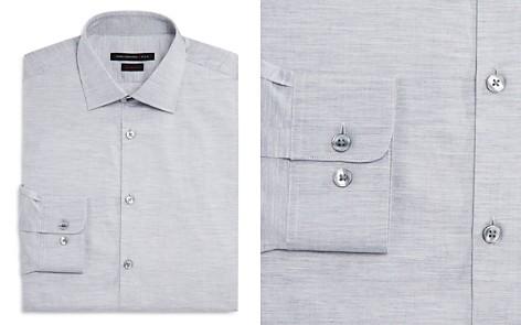 John Varvatos Star USA Solid Jersey Regular Fit Dress Shirt - Bloomingdale's_2