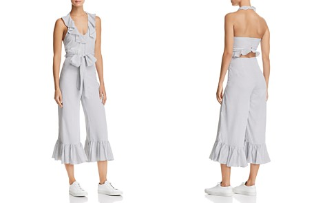 LIKELY Delphine Ruffled Polka Dot Jumpsuit - Bloomingdale's_2
