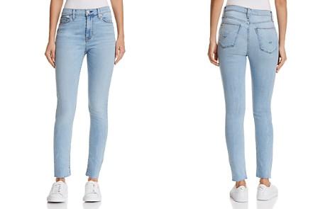 Hudson Barbara High Rise Ankle Skinny Jeans in Gemini - Bloomingdale's_2
