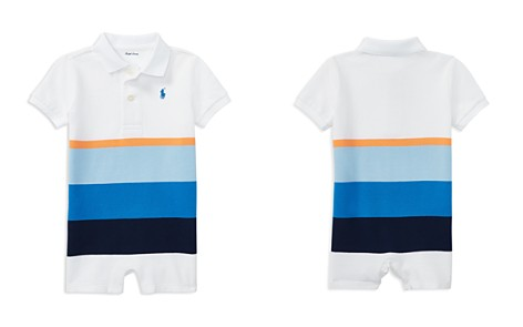 Ralph Lauren Boys' Striped Polo Shortall - Baby - Bloomingdale's_2