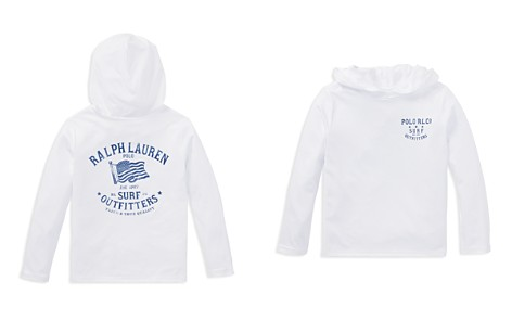Polo Ralph Lauren Boys' Swim Shirt Cover-Up - Little Kid - Bloomingdale's_2