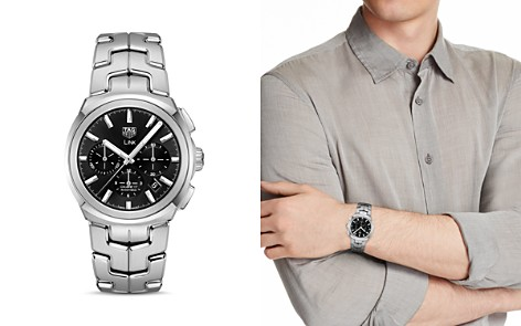 TAG Heuer Link Chronograph, 42mm - Bloomingdale's_2