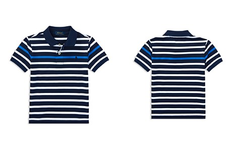 Polo Ralph Lauren Boys' Striped Tech Mesh Polo - Little Kid - Bloomingdale's_2