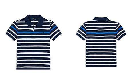 Polo Ralph Lauren Boys' Striped Tech Mesh Polo - Little Kid - Bloomingdale's_2